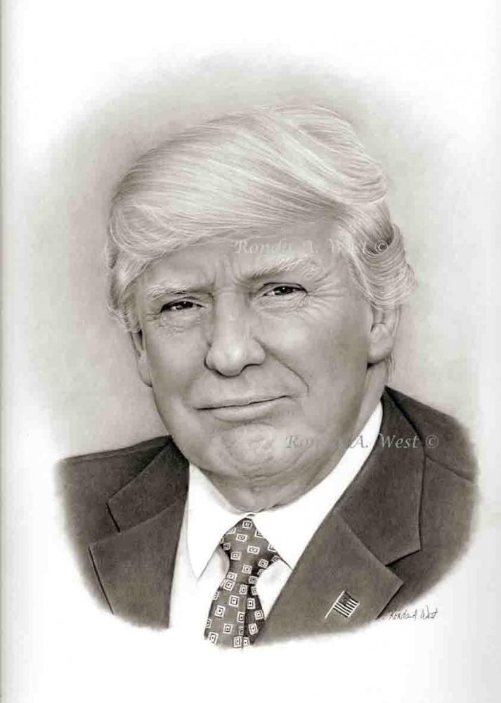 Donald Trump por rondawest